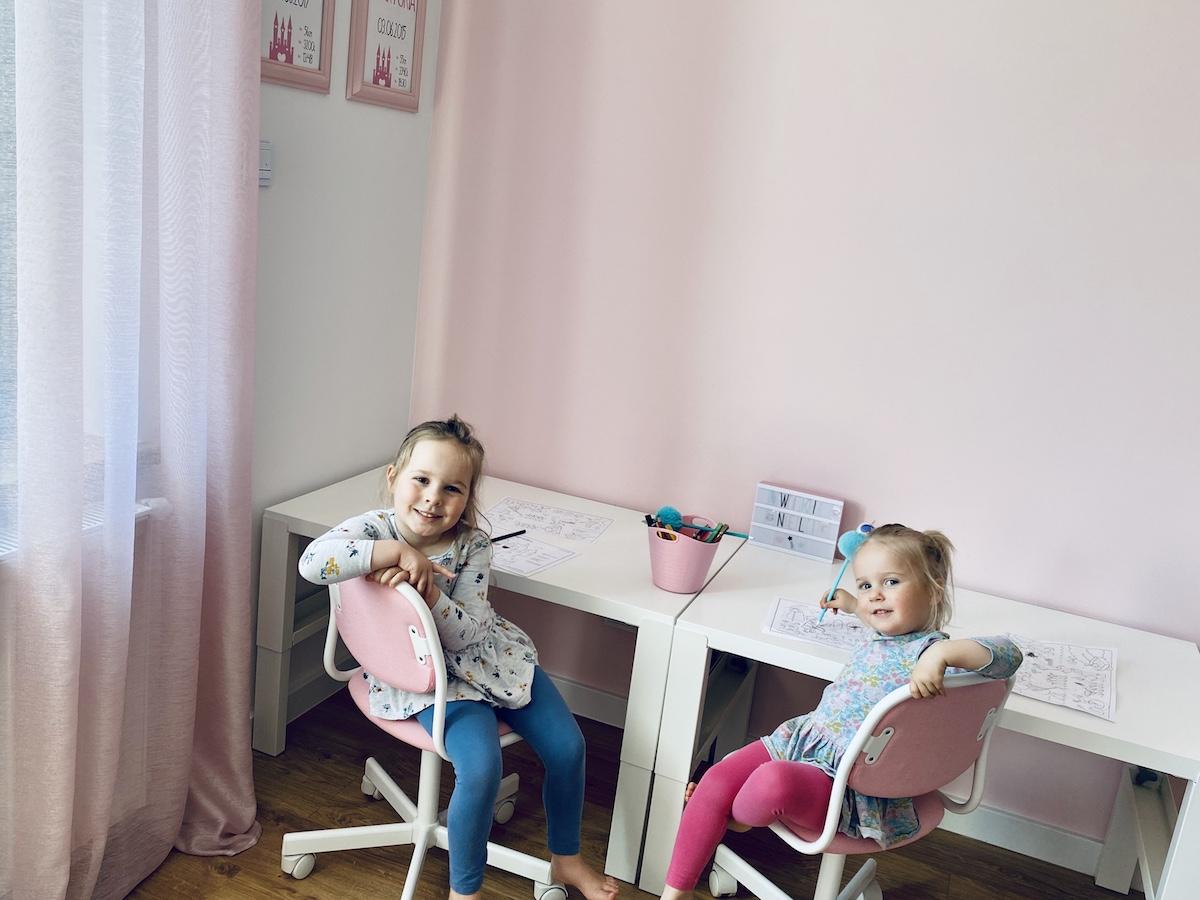 dziecięce biurko